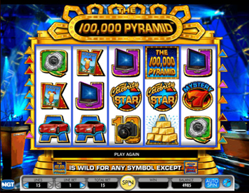 Treasure of Seti Slot Machine - Try the Free Demo Version
