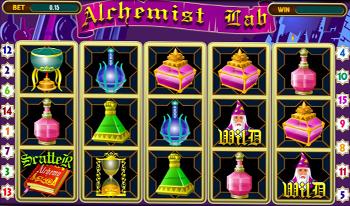 slot machine online games alchemist spiel