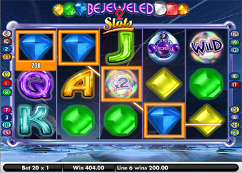 Bejeweled 2™ Slot Machine Game to Play Free in Gamesyss Online Casinos