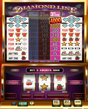 slot machines online like a diamond