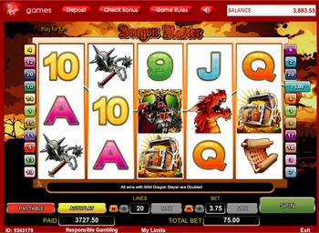 Dragon master slots restaurant panoramique du casino du gosier guadeloupe