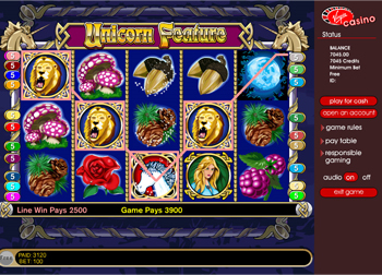 Play slot machine for free