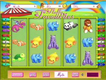 Doting Doggies Slot - Play this Eyecon Casino Game Online
