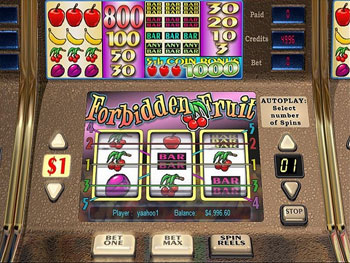 online slot machine fruit spiel