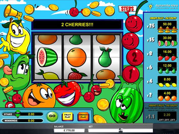 Play Fruit Frenzy Bonus Slot Machine Online Online Slots