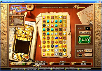 Jewel Quest Riches Slot - Play Online or on Mobile Now