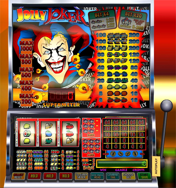 casino games jolly joker
