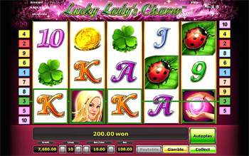 Lady Luck Deluxe Slot Machine - Play this Video Slot Online