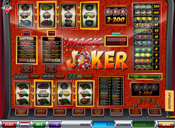 Red hot casino game