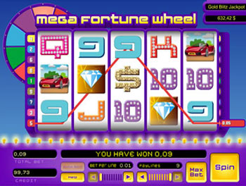 play wheel of fortune slot machine online starbusrt