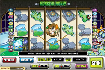 Monster Money™ Slot Machine Game to Play Free in PartyGamings Online Casinos