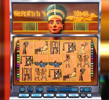 Nefertitis Tomb Slot Machine Online ᐈ Simbat™ Casino Slots