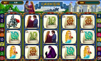 Jungle riches slot game