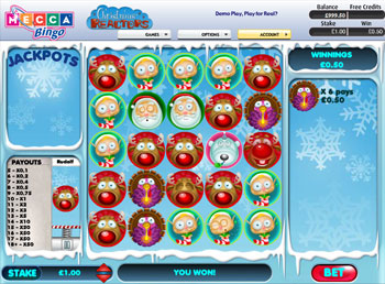 Christmas Reactors