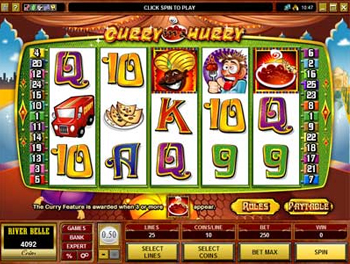 Red 777 slots