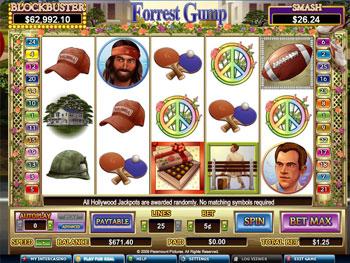 Forrest Gump Slot Machine