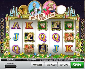 Fun Of The Fair Slot Machine