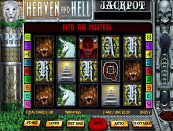 Free Slots Heaven Hell