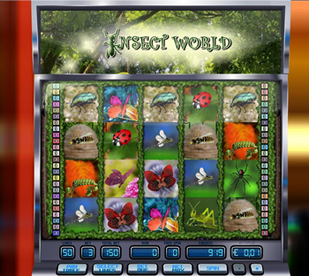 Play Insect World Slots Free With No Download