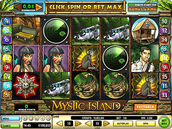 Spiele Mystic Island - Video Slots Online
