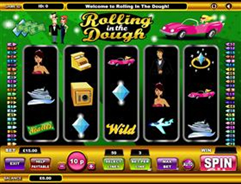 Rolling in the Dough Slot Machine